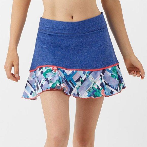 Womens Denise Cronwall White Tennis Skirt Skort Size XS S BRAND NEW